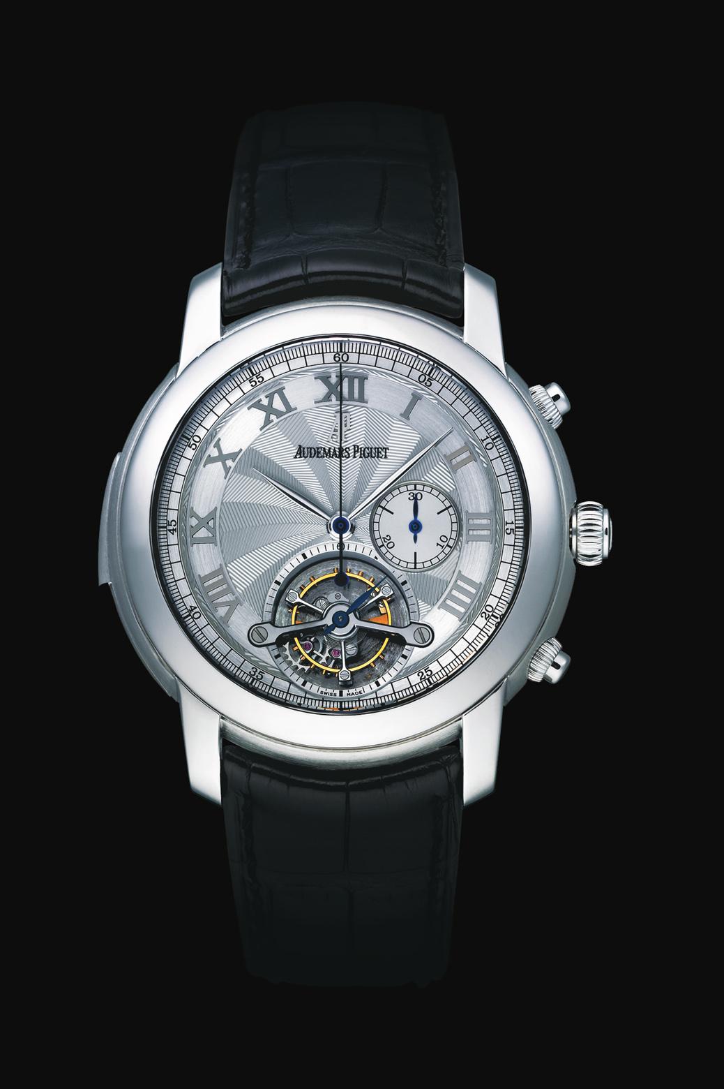 часы Audemars Piguet MINUTE REPEATER TOURBILLON CHRONOGRAPH
