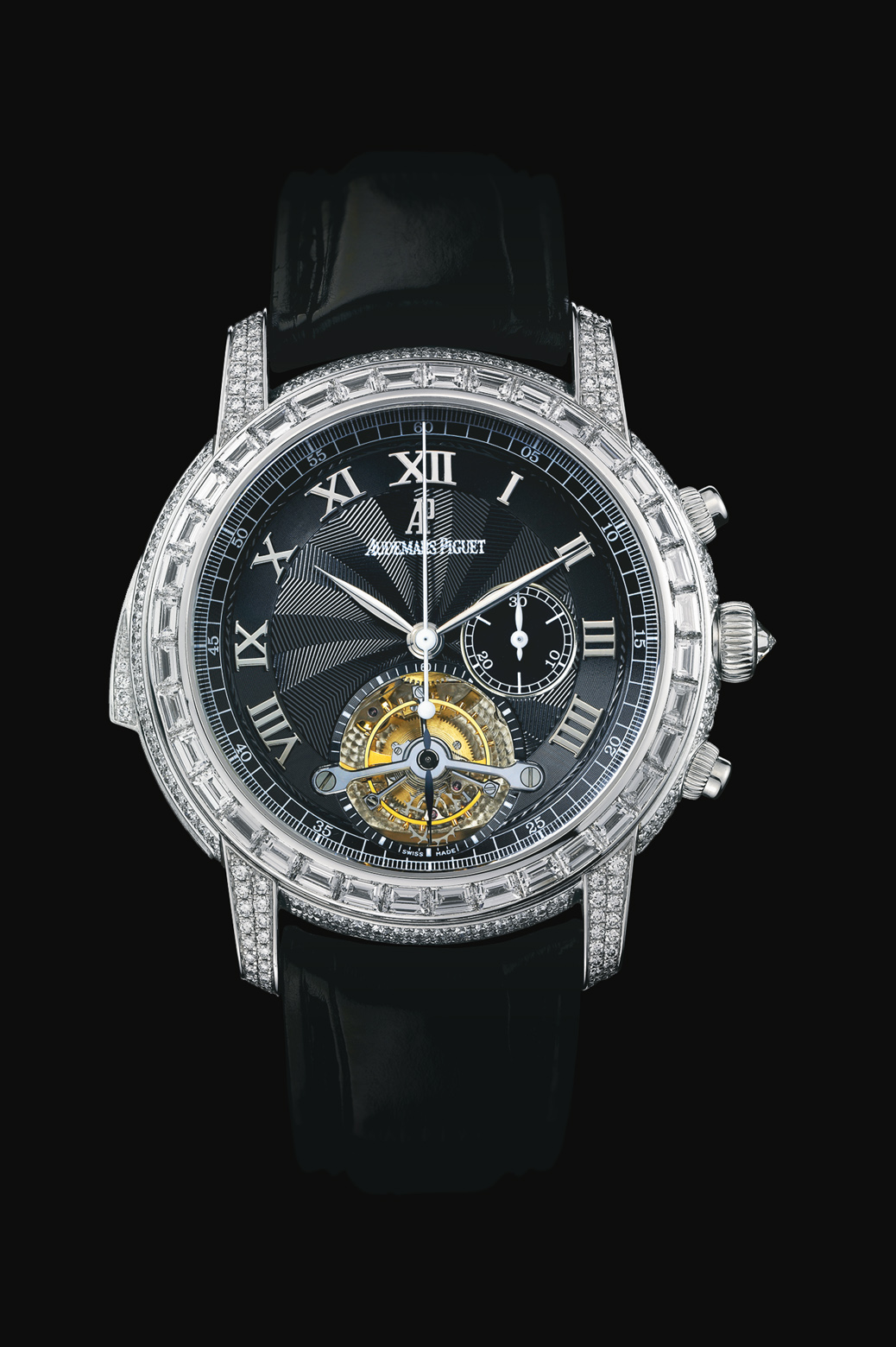 часы Audemars Piguet MINUTE REPEATER TOURBILLON CHRONOGRAPH