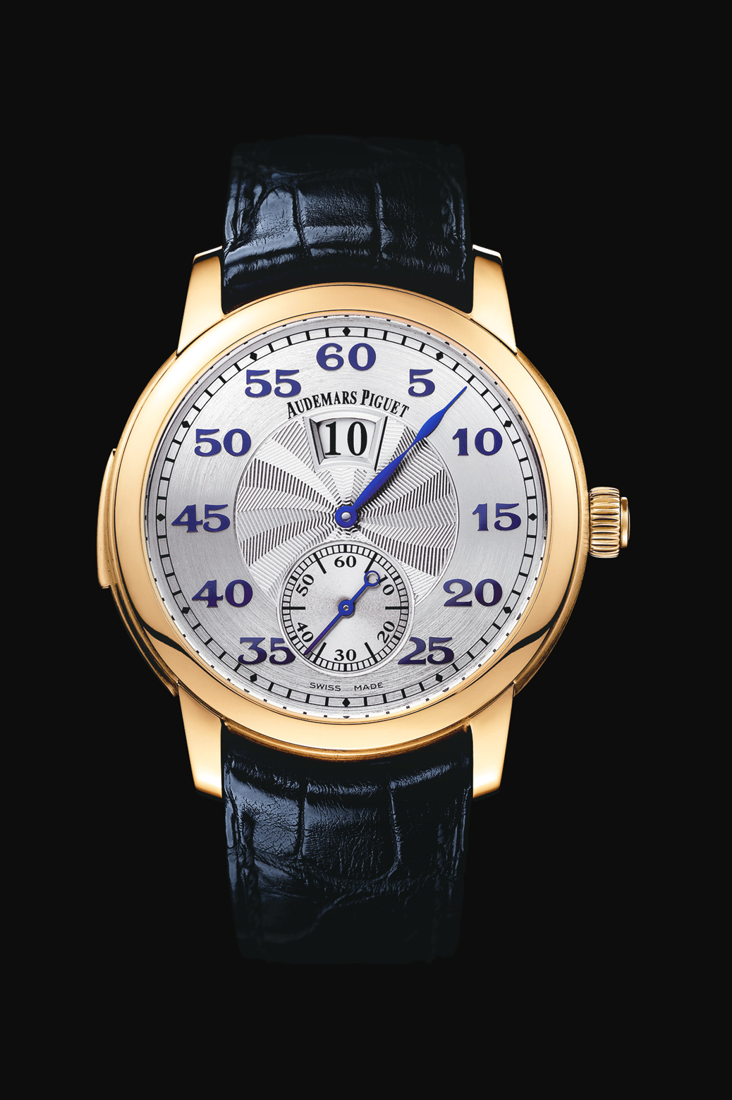 часы Audemars Piguet MINUTE REPEATER WITH JUMPING HOUR AND SMALL SECONDS