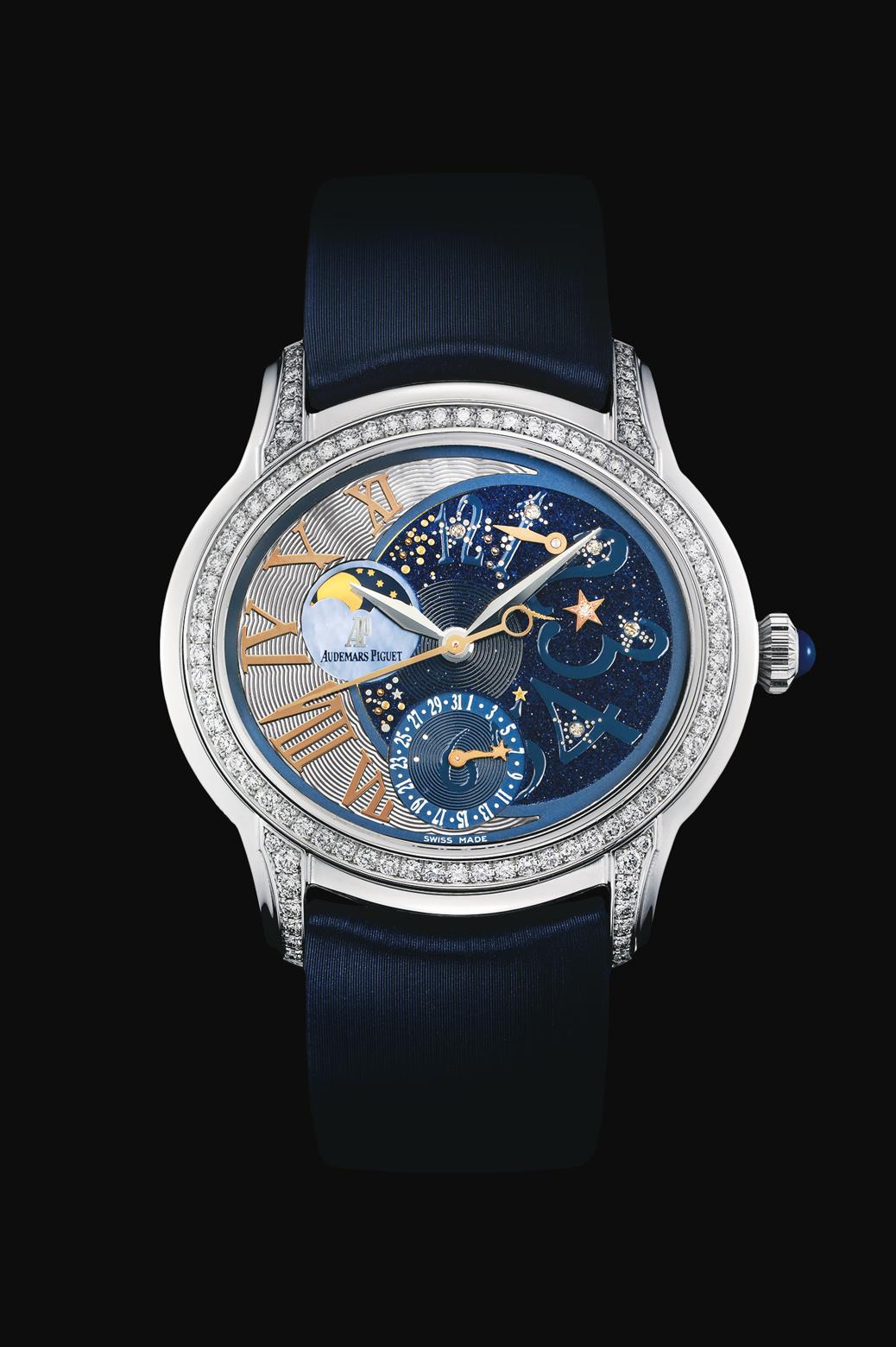 часы Audemars Piguet MILLENARY STARLIT SKY