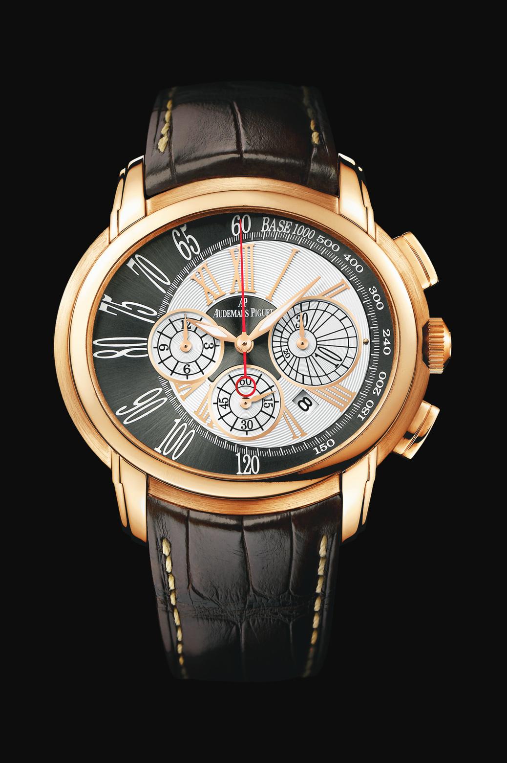 часы Audemars Piguet MILLENARY CHRONOGRAPH