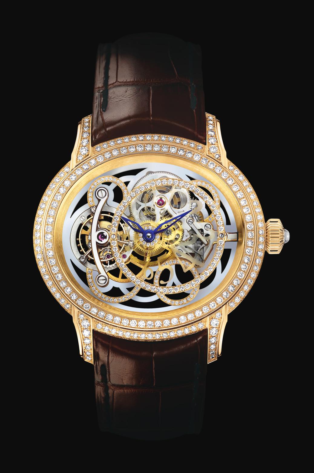 часы Audemars Piguet MILLENARY CHALCEDONY
