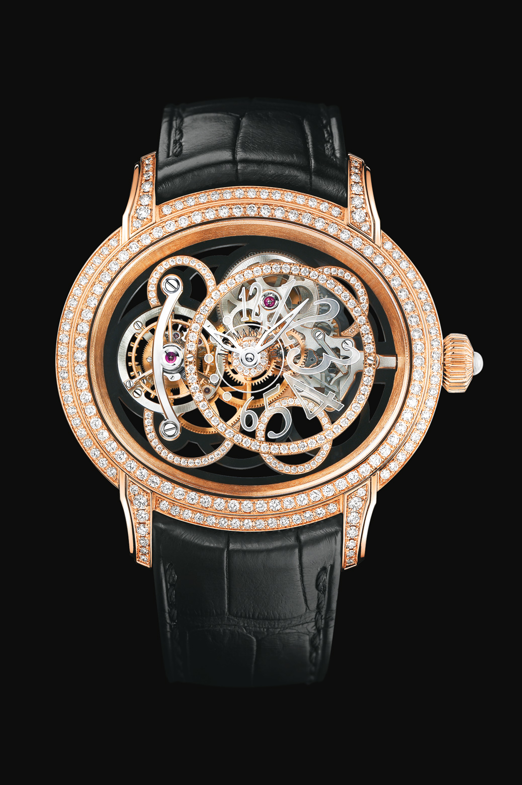 часы Audemars Piguet MILLENARY ONYX