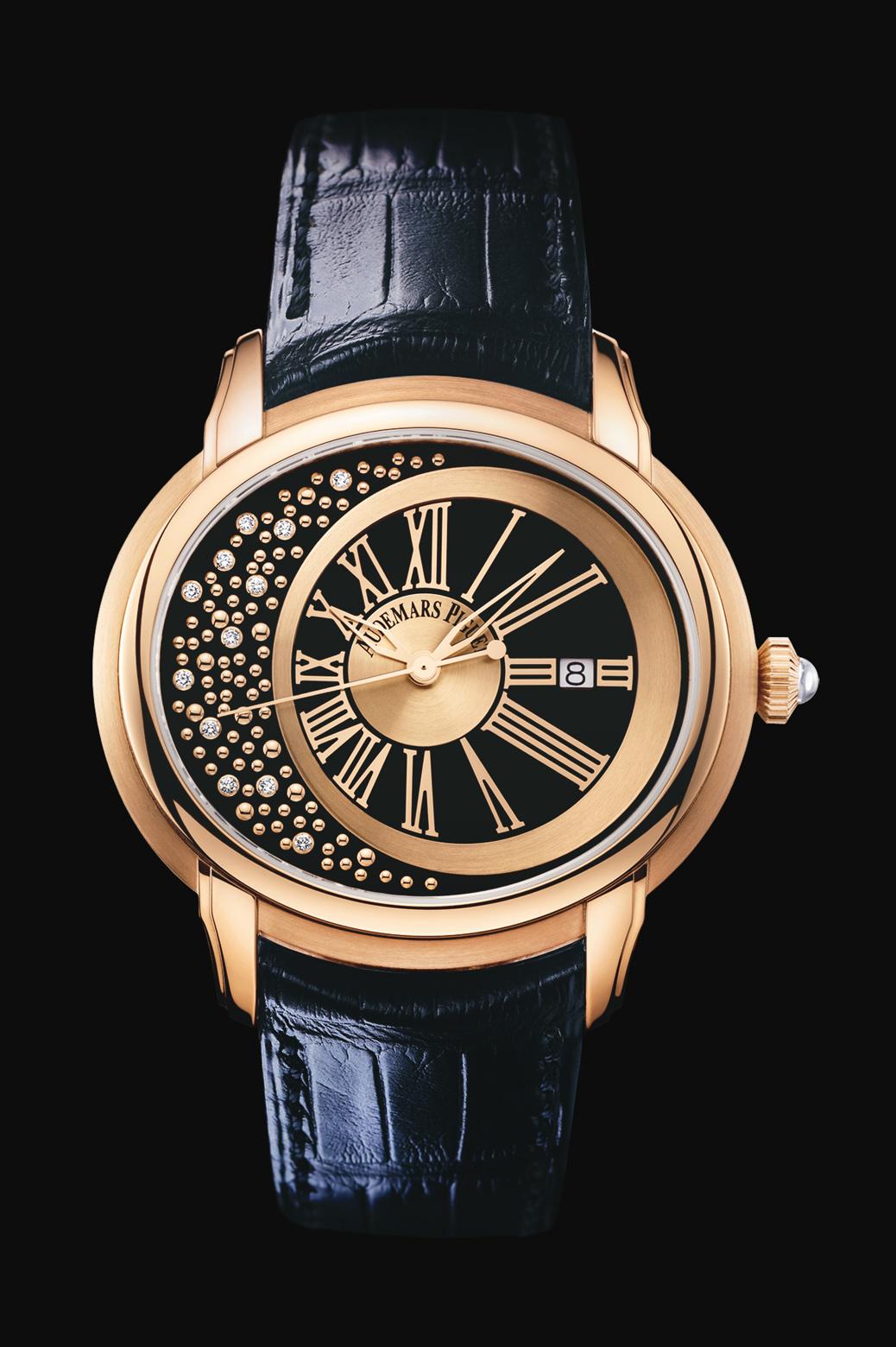 часы Audemars Piguet MILLENARY MORITA
