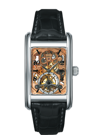 часы Audemars Piguet Skeleton Tourbillon