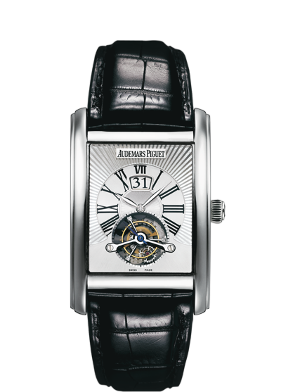часы Audemars Piguet TOURBILLON LARGE DATE