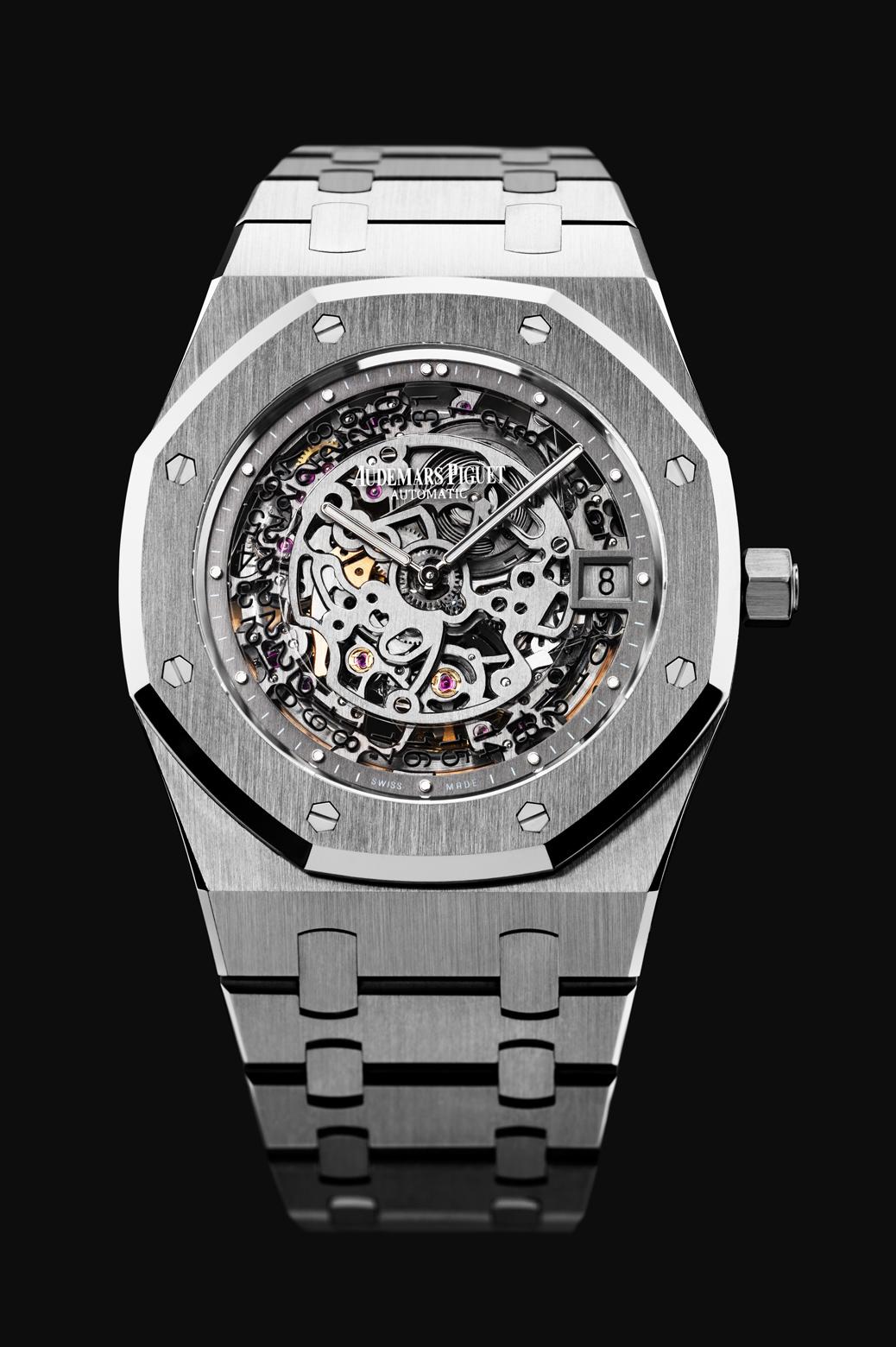 часы Audemars Piguet Open-worked Extra-thin