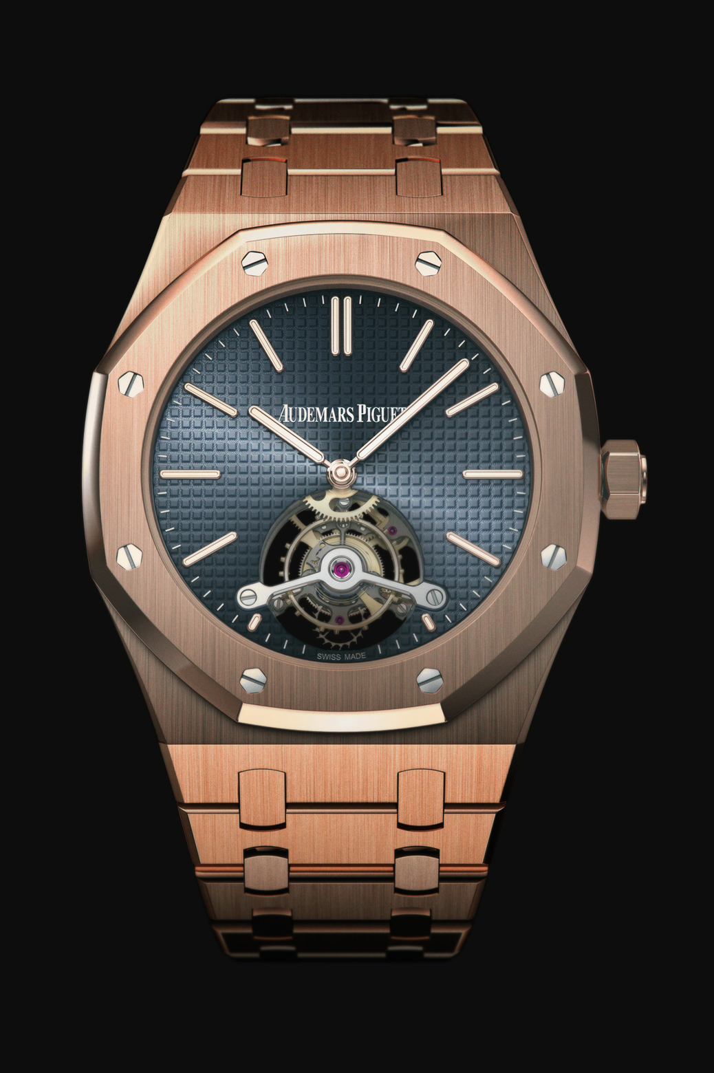 часы Audemars Piguet Extra-Thin Royal Oak Tourbillon