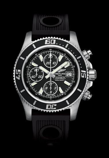 часы Breitling SUPEROCEAN CHRONOGRAPH II