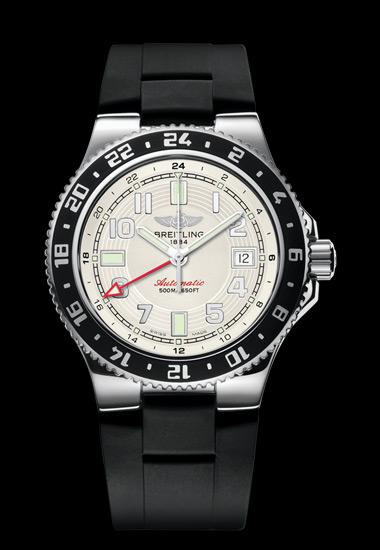 ���� Breitling SUPEROCEAN GMT