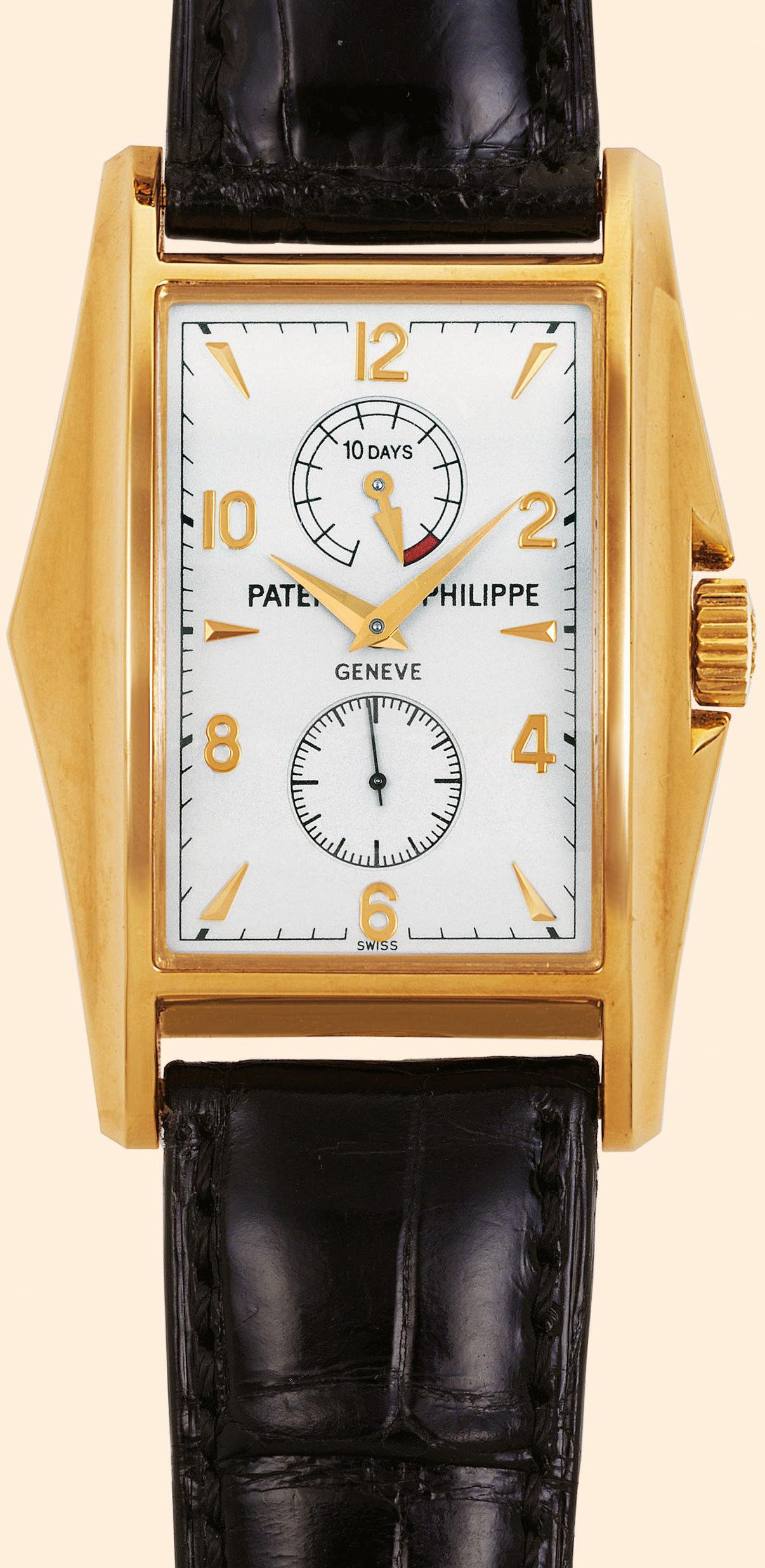 часы Patek Philippe 5100J 10 Day