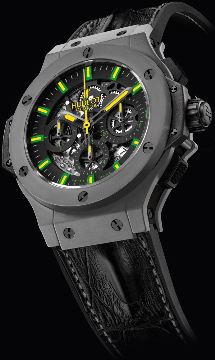 часы Hublot Aero Bang Niemeyer