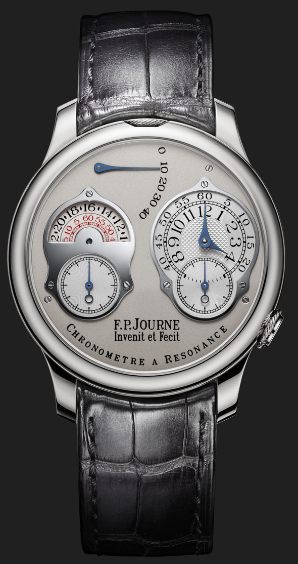 часы F.P. Journe Chronometre a Resonance