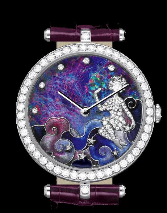 часы Van Cleef & Arpels Lady Arpels Cassiopeia