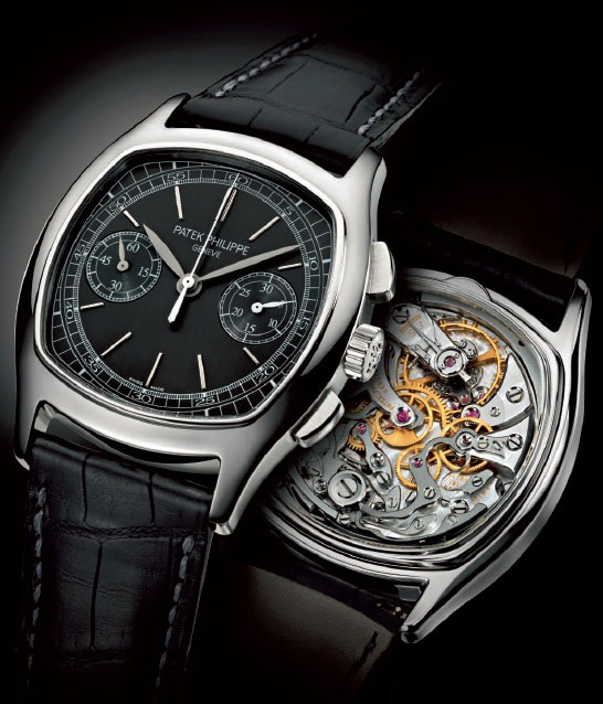 часы Patek Philippe Column Wheel Chronograph