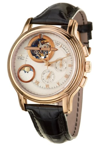 часы Zenith ChronoMaster Tourbillon Moonphase Day & Night