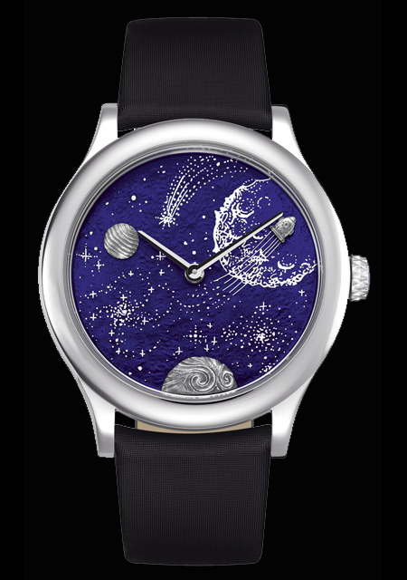 часы Van Cleef & Arpels From the Earth to the Moon