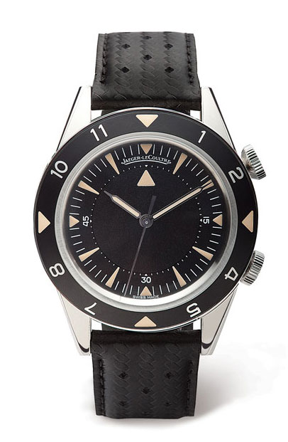 часы Jaeger-LeCoultre Memovox Tribute to Deep Sea Replica of the «Jaeger-LeCoultre Classique 1959»