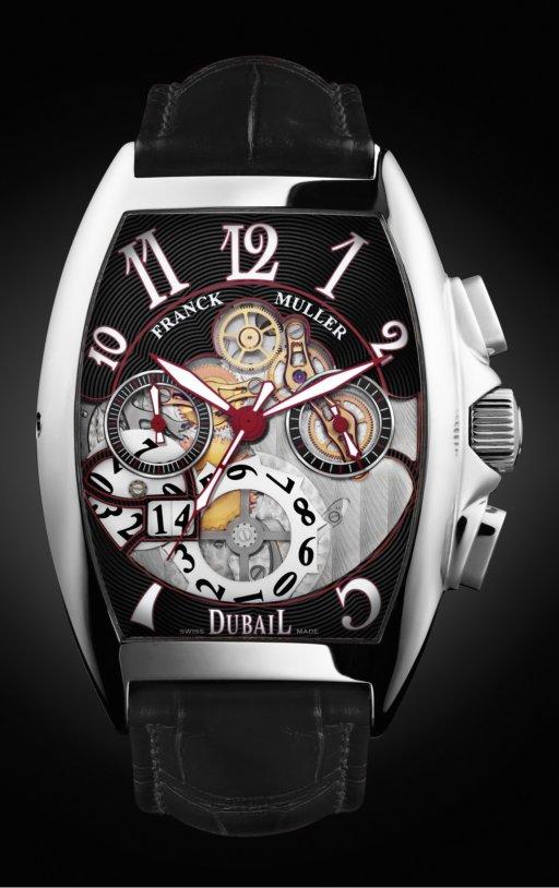 часы Franck Muller Dubail