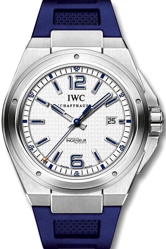 "часы IWC Automatic Mission Earth Edition ""Plastiki"""
