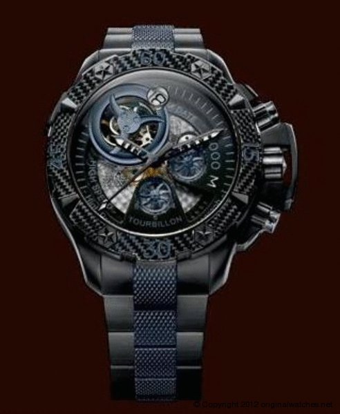 ���� Zenith Xtreme Sea Tourbillon