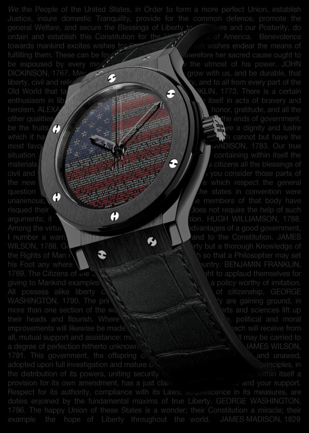 ���� Hublot US Liberty Bang