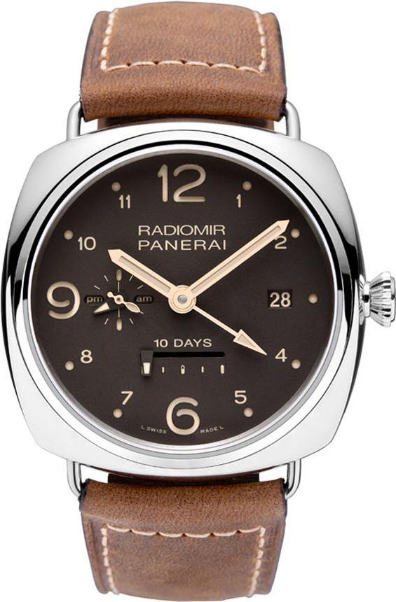 часы Panerai Radiomir 10 Days GMT PAM 391 Boutique Edition