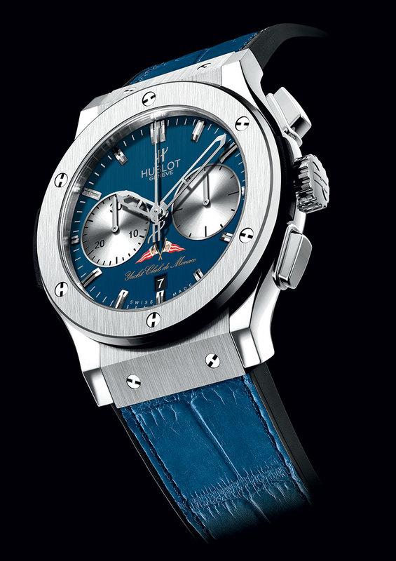 ���� Hublot Classic Fusion Chronograph Yacht Club de Monaco