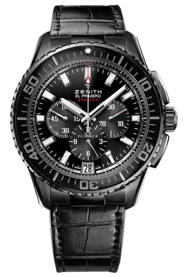 часы Zenith El Primero Stratos Flyback