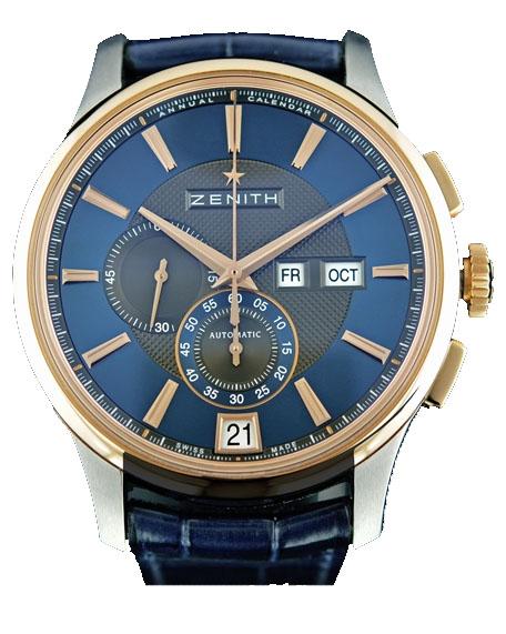 часы Zenith Captain Winsor Westime