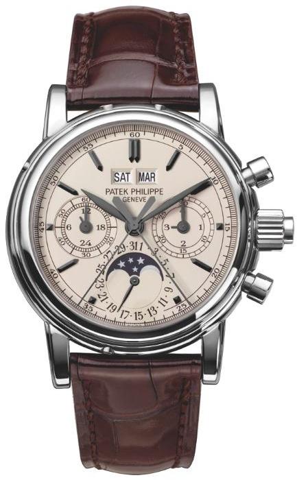 часы Patek Philippe Perpetual Calendar Chronograph