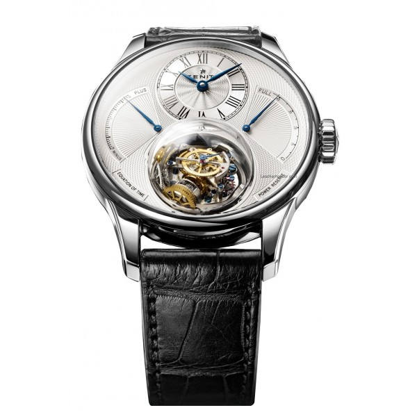 часы Zenith Academy Christophe Colomb Equation