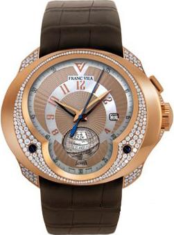 часы Franc Vila Timezone Haute Joaillerie