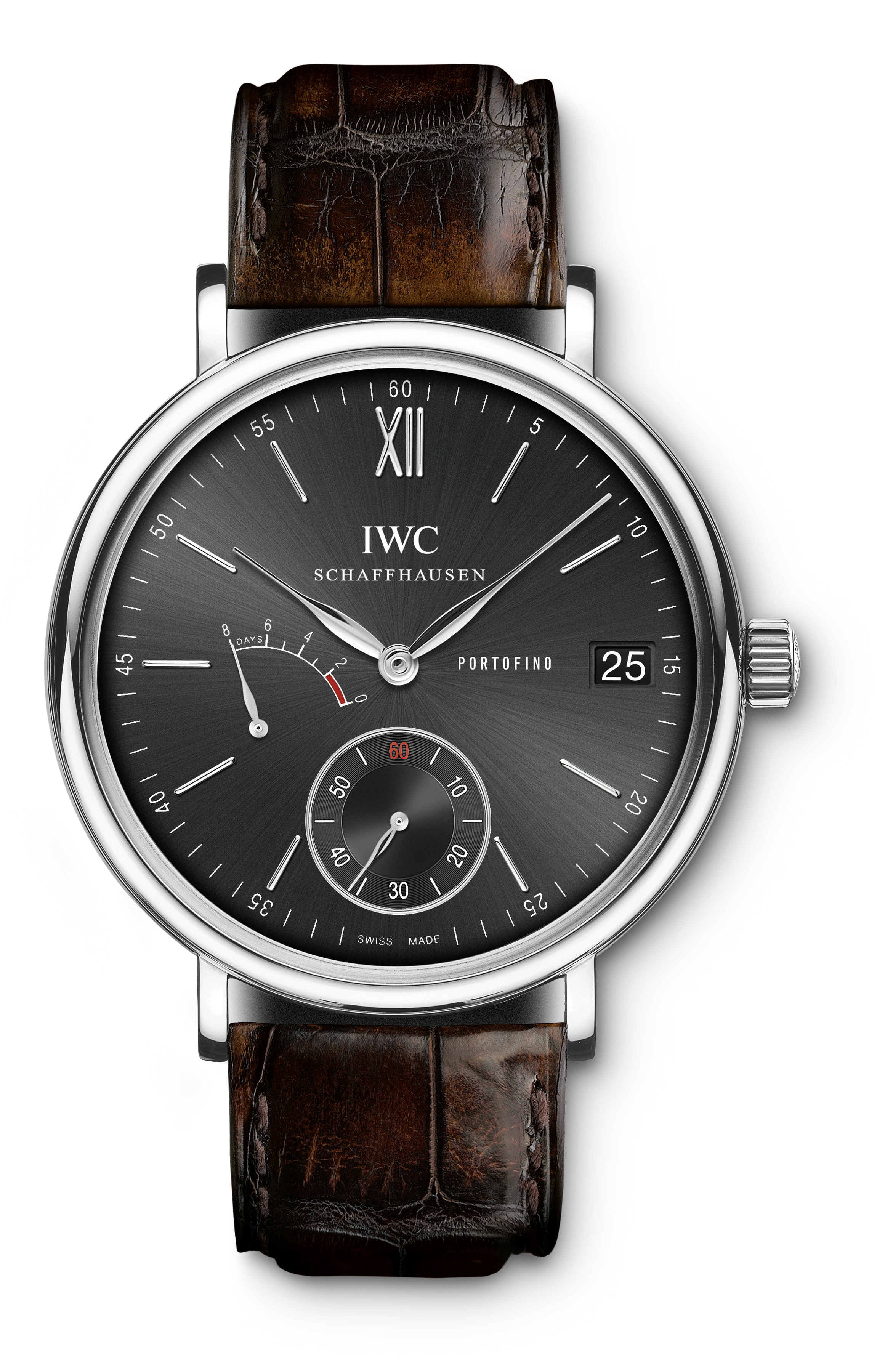 часы IWC Hand-Wound Eight Days