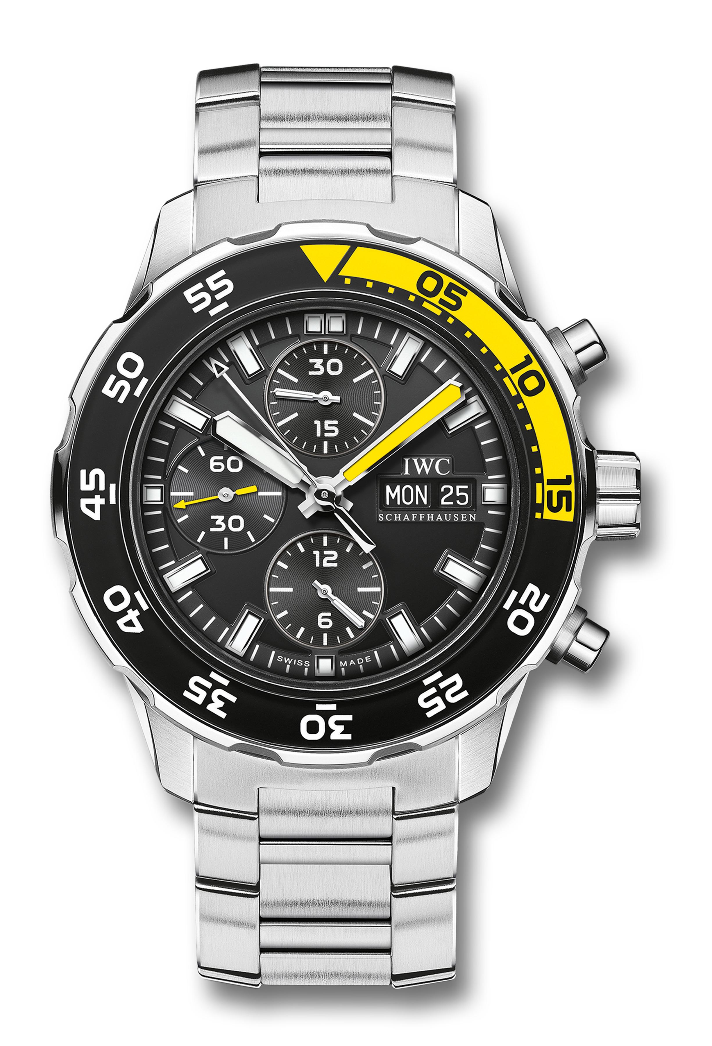 часы IWC Aquatimer Chronograph  3767