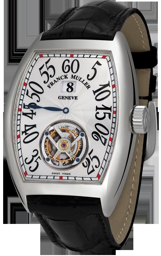 часы Franck Muller Heure Sautante