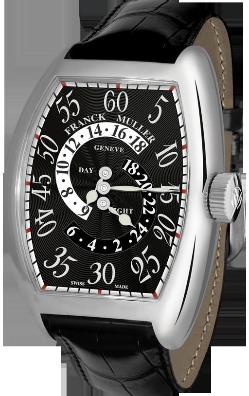 часы Franck Muller Double Heure Retrograde