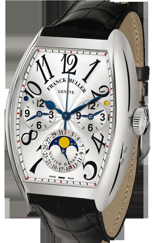 часы Franck Muller Master Banker