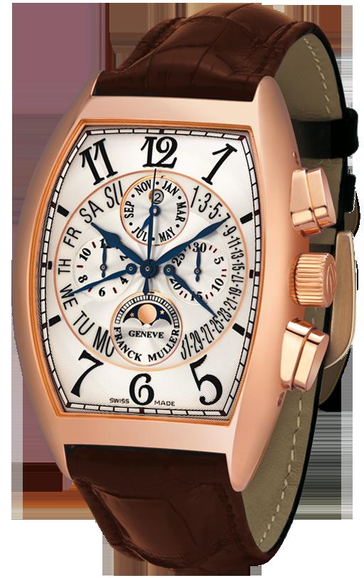 часы Franck Muller Quantieme Perpetuel