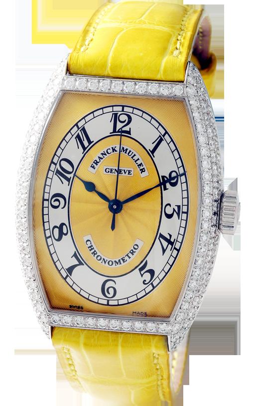 часы Franck Muller Chronometro