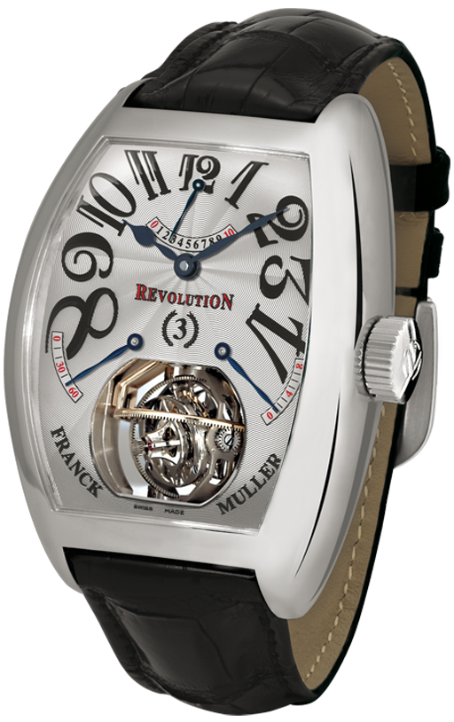 часы Franck Muller Revolution
