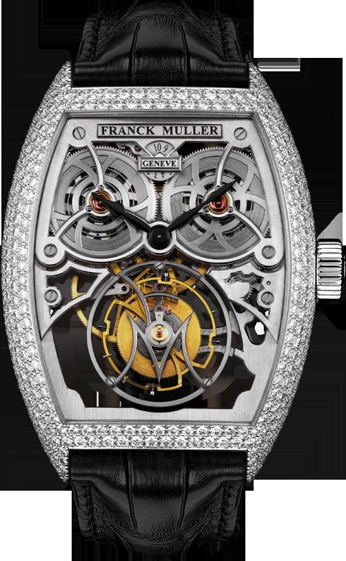часы Franck Muller Giga Tourbillon