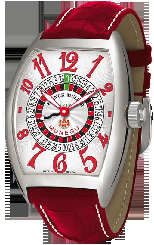 часы Franck Muller Curvex