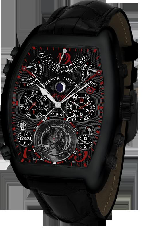 часы Franck Muller Aeternitas Mega