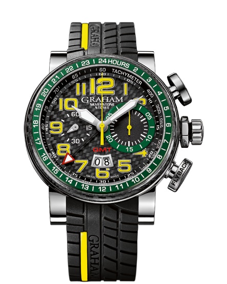 часы Graham Silverstone Stowe GMT