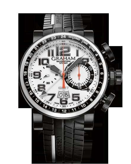 часы Graham Silverstone  GMT