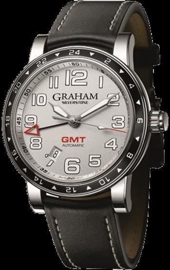 часы Graham Time Zone