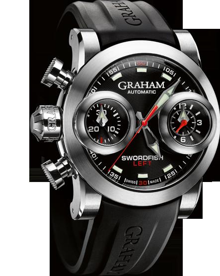 часы Graham Booster