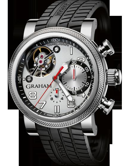 часы Graham Trackmaster Chromium