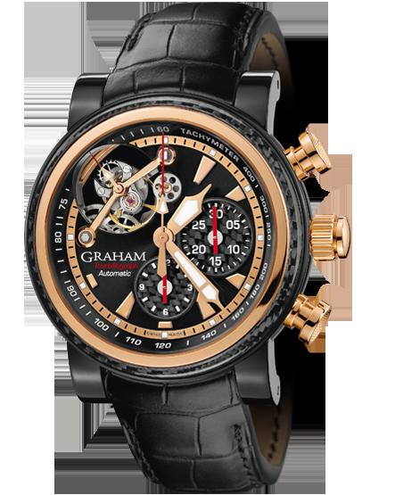 часы Graham Silverstone Woodcote